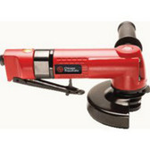 "Chicago Pneumatic 9121BR Air Angle Grinder 5"" Dia. Wheel"