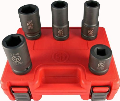 Chicago Pneumatic SS8205WS Metric Socket Set