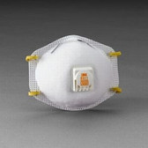 3M 07185 Particulate Respirator 10 per Box 8 Boxes