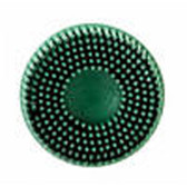 "3M 07532 1"" White Fine Bristle Disc"