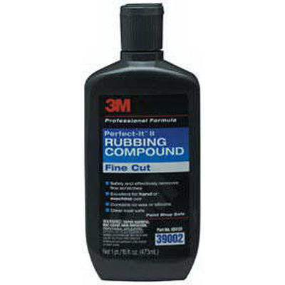 3M 39002 Rubbing Compound 16 Oz