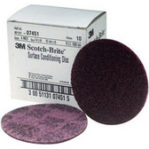 3M 07451 Surface Conditioning Disc Medium