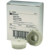 "3M 07528 2"" White Bristle Disc Coarse"