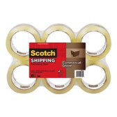 3M 91764 Clear 48mm X 50M Bulk Tape