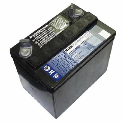 Clore Automotive JNC105 Replacement Battery For JNC660