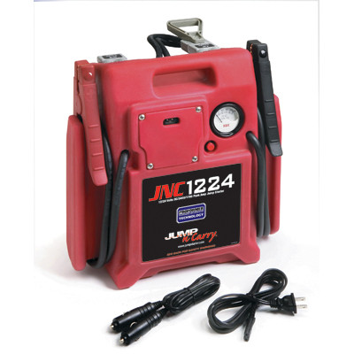 Clore Automotive JNC1224 3400/1700 amp 12/24 volt Battery Jump Starter