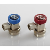 CPS Products QC1234SET A/C Manual Coupler Set 2 Piece, with 12mm Fittings