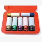 CTA Tools A159 7pc Thin-Wall Impact Socket Set