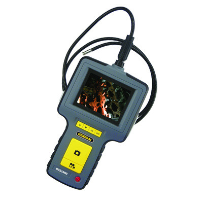 General Tools DCS1600 Data Logging Video Borescope System