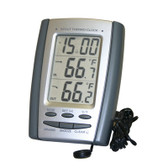 General Tools DT898P In/Outdoor Thermometer