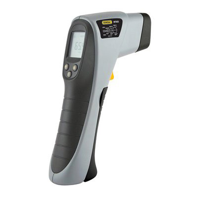 General Tools IRT653 Infrared Thermometer W/Adj