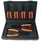Kastar 3497 6 piece Combo Snap Ring Pliers