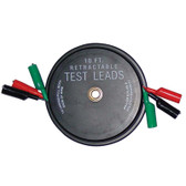 Kastar 1129 Retractable Test Leads - 3 Leads