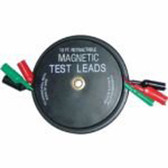 Kastar 1135 Magnetic/Retractable Test Lead 3 X 10 ft.