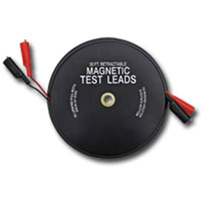 Kastar 1138 Magnetic/Retractable Test Lead 2 X 30 ft.