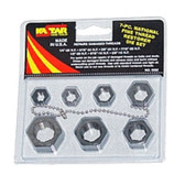 Kastar 2592 7 piece NF Thread Restorer Die Set