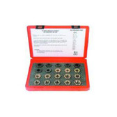 Kastar 2599 20 piece Master Spindle Rethread Die Set