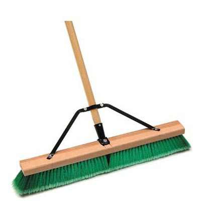 Laitner Brush 1425 Contractor Grade Push Broom
