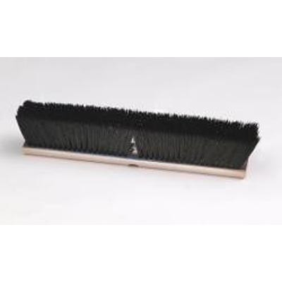 "Laitner Brush 213 18"" Mercury Series Sweep Push Broom Head"