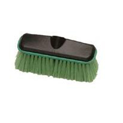 "Laitner Brush 1101 10"" Wash Brush Head - Green Nylex"