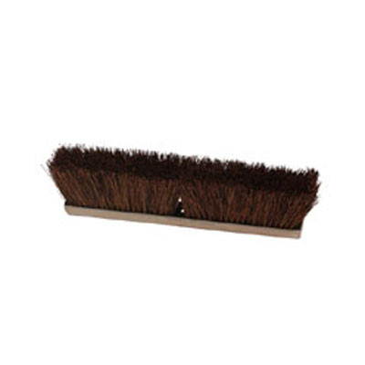 "Laitner Brush 405 24"" Outdoor Push Broom Palmyra"