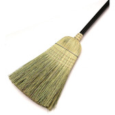 "Laitner Brush 469 54"" Warehouse Upright Corn Broom"