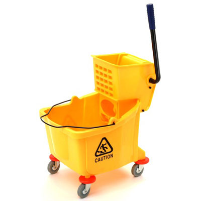 Laitner Brush 7030 Mop Bucket And Wringer