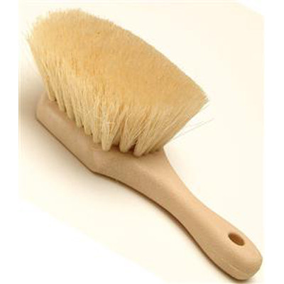 "Laitner Brush 8382 8-1/2"" Tampico Wheel Fender Brush"