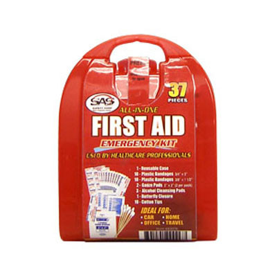 SAS Safety 6001 Personal First Aid Kit