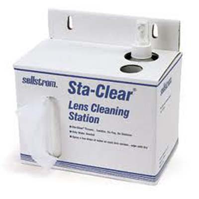 SAS Safety 5205 Disposable Lens Cleaning Station, Large