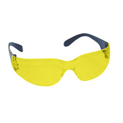 SAS Safety 5341 NSX Cricket Safety Glasses - Black Frame