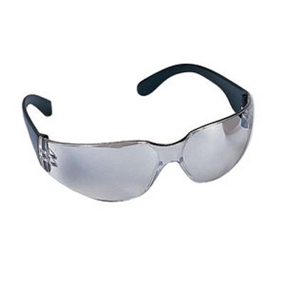 SAS Safety 5345 NSX Cricket Safety Glasses - Black Frame