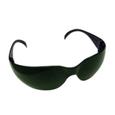 SAS Safety 5346 NSX - Cricket Safety Glasses - Black Frame