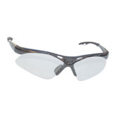 SAS Safety 540-0100 Diamondback Safety Glasses - Gray Frame