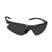 SAS Safety 540-0201 Diamondback Safety Glasses - Black Frame