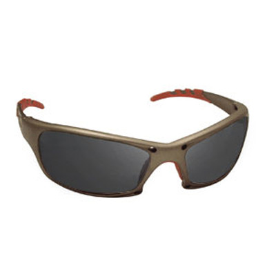 SAS Safety 542-0101 GTR Safety Glasses with Shade Lens Gold