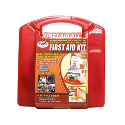 SAS Safety 6010 10 Person First Aid Kit