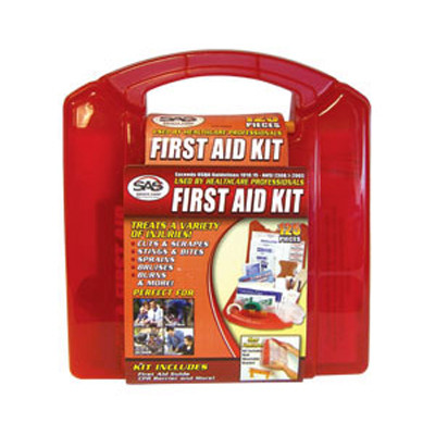 SAS Safety 6025 25 Person First Aid Kit