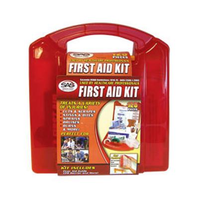 SAS Safety 6025 25 Person First Aid Kit