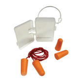 SAS Safety 6101 Corded Ear Plugs with Case