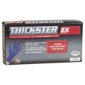 SAS Safety 6605 Thickster Exam Grade Disposable Gloves - XXL