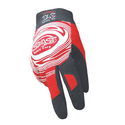 SAS Safety 6672 Mechanic's Pro Tool Gloves