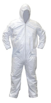 SAS Safety 6894 Gen-Nex All-Purpose Hooded Painter's Coverall - X-Large