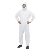 SAS Safety 6937 Moonsuit Nylon Coverall - Medium