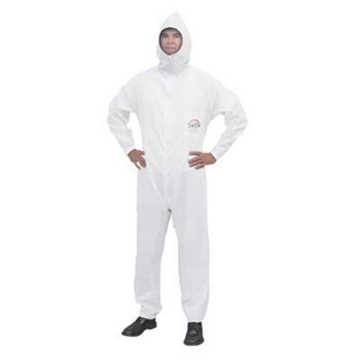 SAS Safety 6937 Moonsuit Nylon Coverall - Medium