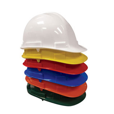 SAS Safety 7160-48 Hard Hat with Ratchet - Blue