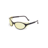 Uvex S1601 Bandit Amber Safety Glasses