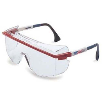 f8f58444e3 Uvex S2530 Astro OTG 3001 Clear Safety Glasses
