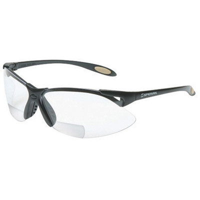 Uvex A950 Reader Magnifiers Clear +1.50 Safety Glasses