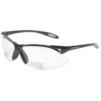 Uvex A951 Reader Magnifiers Clear +2.00 Safety Glasses